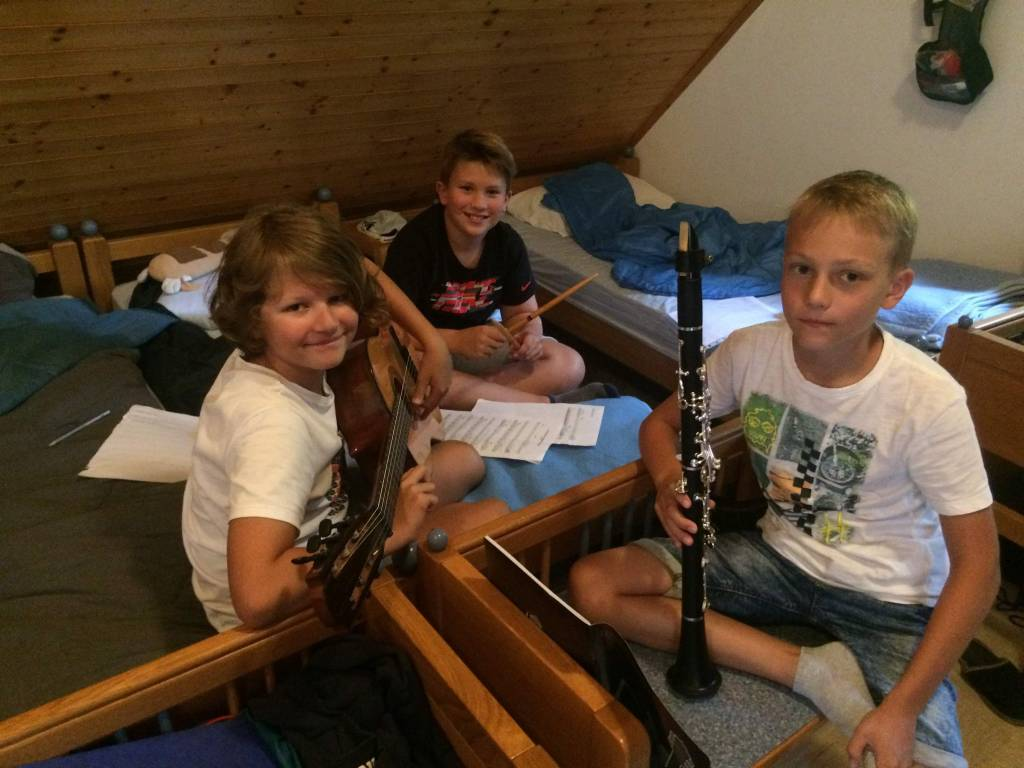 Glasbeni tabor Muzikaviva
