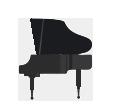 Inštrumenti klavir-pouk klavirja