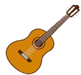 Inštrumenti Kitara-pouk kitare