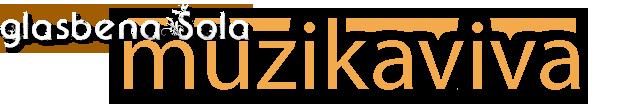 Logo glasbene šole Muzikaviva